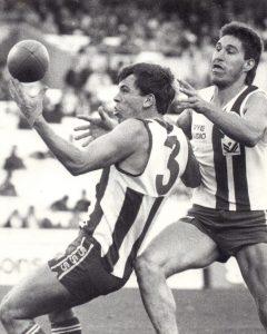 1988 - Darel Hart - North Adelaide - Jamie Thomas CDFC
