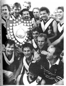 AUFC A1 1986 Premiers