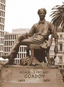 Adam Lindsay Gordon