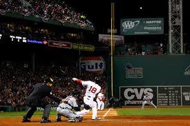 Baseball Fenway