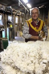 Bill Bailey fleece