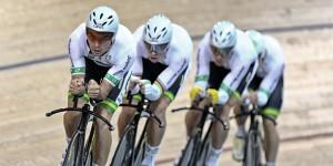 Australian men's Team Pursuit