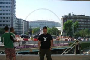 Dennis Gedling Wembley