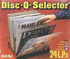 Disc O Selector