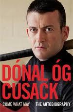 Donal og Cusack book