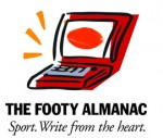 FA logo laptop with Sherrin