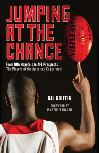 Gil Griffin Jumping at the Chance cover