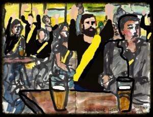 Kate Birrell Rich v Syd pub