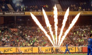 Melbourne Stars - scorching hot