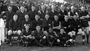 Fitzroy Football Club 1933