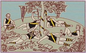 Premiership Hangover – After Bruegel