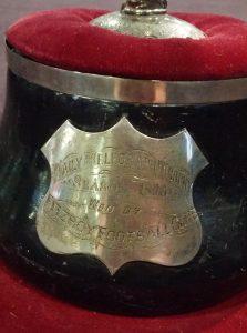 Royboys 1896 Trophy - Launceston Royboys that is.