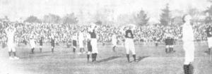 Carlton vs StKilda 1914