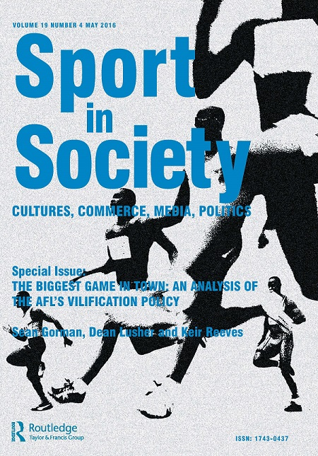 an analysis of the sport in australian society Sport is an important part of australian culture dating back to the early colonial period cricket, australian rules football, rugby league, rugby union.