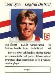 Tony Lynn