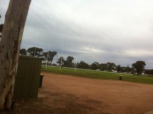 West Augusta FC Ground
