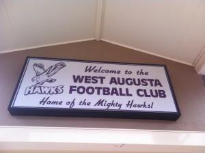 West Augusta FC Sign
