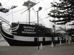 Voted #1 replica ship restaurant in Glenelg two months running