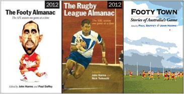 Footy Almanac Books