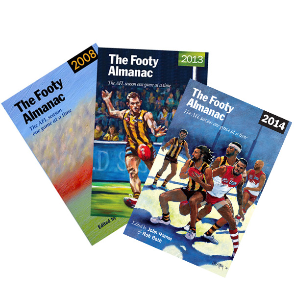 The Modern Hawthorn Era – 2008, 2013, 2014 Editions