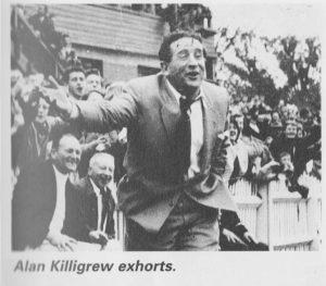 sanfl coaches killigrew