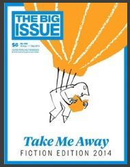 Cover image of The Big Issue Fiction Edition 2014